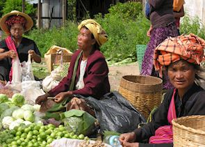 Kalaw, Burma (Myanmar)