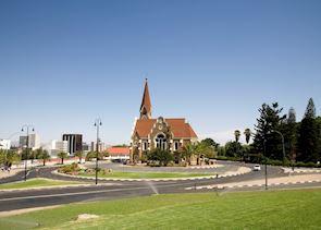 Christus Kirche, Windhoek