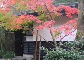 Autumn colours, Kurokawa