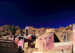 Tafraoute, The Anti Atlas, Morocco