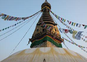 Swaymbunath stupa, Kathmandu