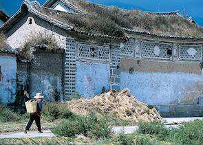 Bai architecture, Dali