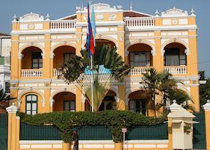 UNESCO building, Phnom Penh