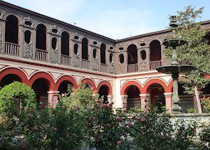 Convento Santo Domingo, Lima