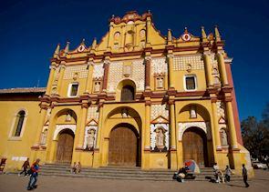 Cathedral, San Cristobal de Las Casas