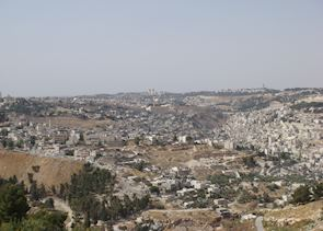 View of Jerusalem, Israel