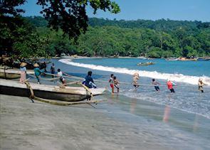 Candidasa, Indonesia