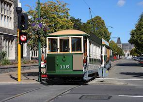Christchurch, Christchurch