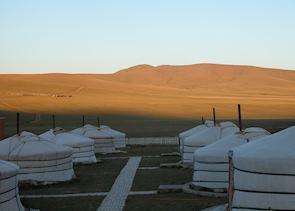 Khustaii Nuruu National Park, Mongolia