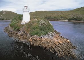 Hells Gate lighthouse