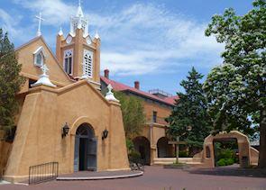 San Felipe de Neri church, Albuquerque