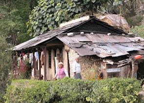 Farm House, Ghandruk, Nepal