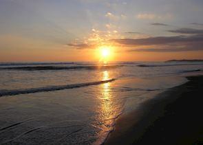 Pacific Sunset, Manuel Antonio