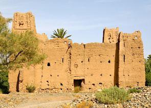 Old Kasbah, Skoura, Morocco
