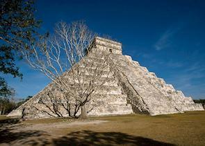 El Castillo, Chichen Itza, Yucatan