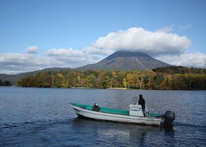 Akan-ko National Park, Japan