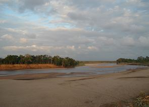 Mandare river, Ifotaka Community Forest, Madagascar