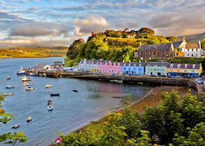 Portree, the Isle of Skye
