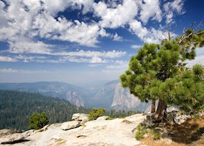 Sentinel Dome, Yosemite National Park