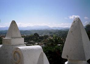 Temple El Calvario. Coban, Guatemala