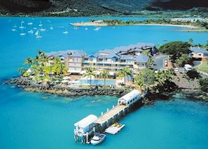 Coral Sea Resort, Airlie Beach