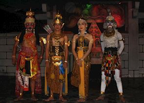 Ramayana Ballet, Yogyakarta, Java