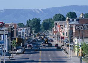 Downtown Sheridan