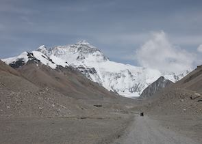 Road to Everest Base Camp