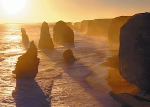 Twelve Apostles dusk, Great Ocean Road