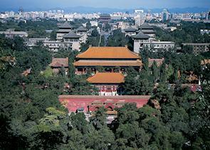 Behai Park, Beijing