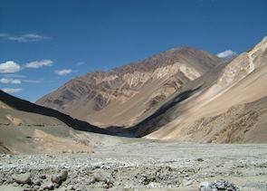 Dramatic landscape, Ladakh