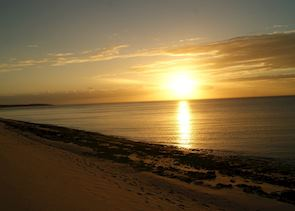 Sunset, Bazaruto Archipelago, Mozambique