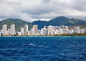 Honolulu, Hawaii (Source: HTA / Tor Johnson)