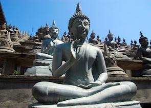 Gangaramaya Temple