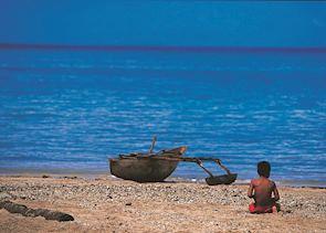Remote Fijian Island