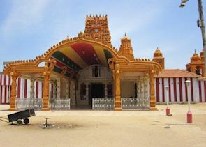 Nallur Temple, Jaffna