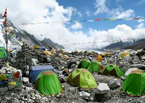 Everest Base Camp, Everest Region