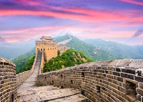 The Great Wall at Jinshanling, Beijing