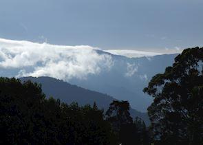 Highlands surrounding Boquete