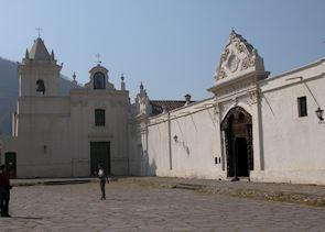 The Convent in Salta, Argentina