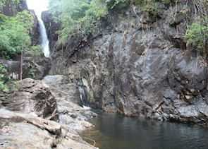 Khlong Phlu Waterfall, Koh Chang, Thailand