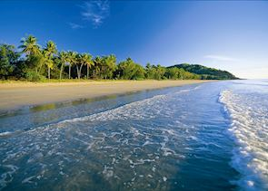 Four Mile Beach, Port Douglas, Northern Queensland