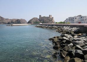 Portugese Forts, Muscat