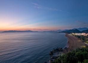 Lang Co Beach, Central Vietnam