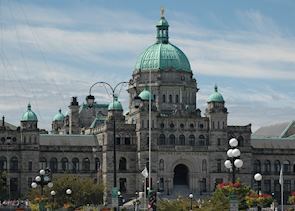 The Parliament Buildings, Victoria