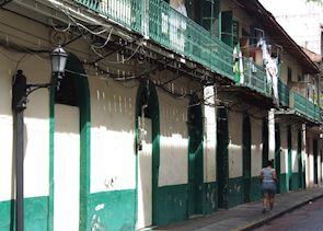 Casco Antiguo, Panama City