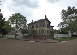 Abraham Lincoln's House, Springfield