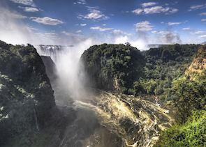 Victoria Falls, Livingstone & The Victoria Falls