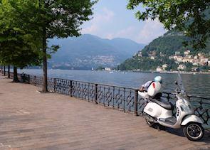 Waterfront, Como, Lake Como