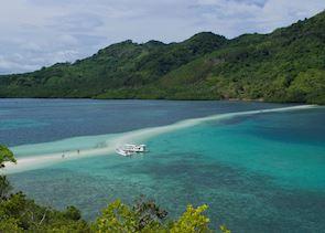 Snake Island, El Nido, Philippines